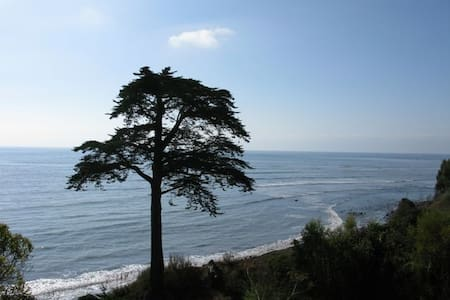 A quiet retreat. - Bolinas