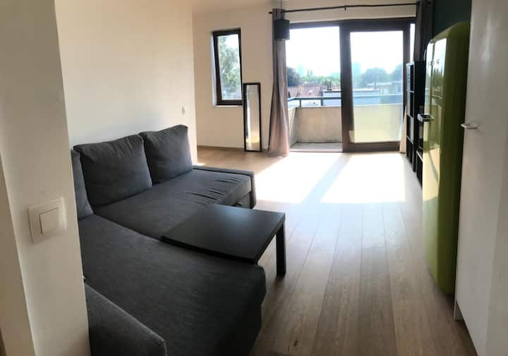 Cosy & well located flat in Brussels