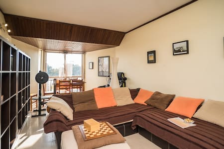 Carcavelos Central Apartment T0+1 - Carcavelos - Huoneisto