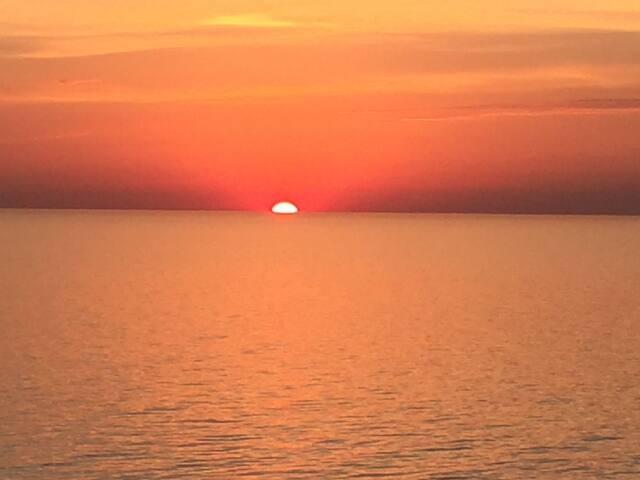 Pure Michigan Sunset!