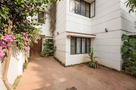 2 B/R Apt + Lovely Terrace near Wipro Sarjapur Rd