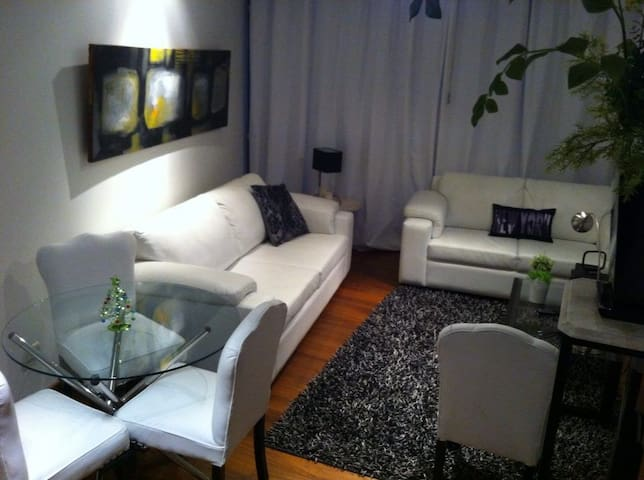 GREAT AND NICE DUPLEX IN MIRAFLORES - Lima - Apartment