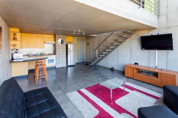 Modern LOFT Santiago Bellavista - Santiago - Loft