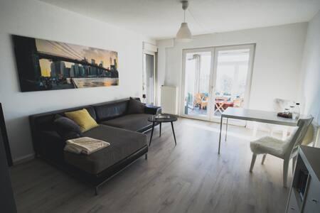 """Wohnung mit """"Ruhe und Weitblick"""""""