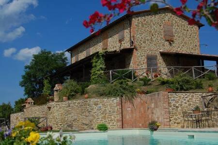 Villa in Paciano 20+ guests - Paciano