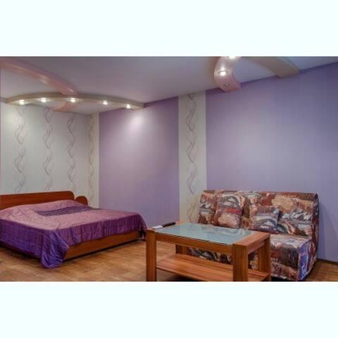 Студия в спальном районе. - 키예프 - 아파트