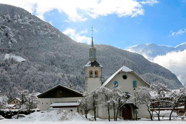 Eglise de Servoz