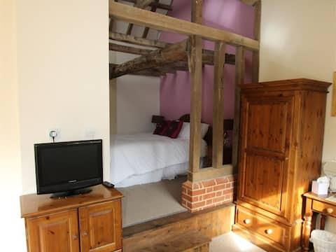King Room  modern en-suite