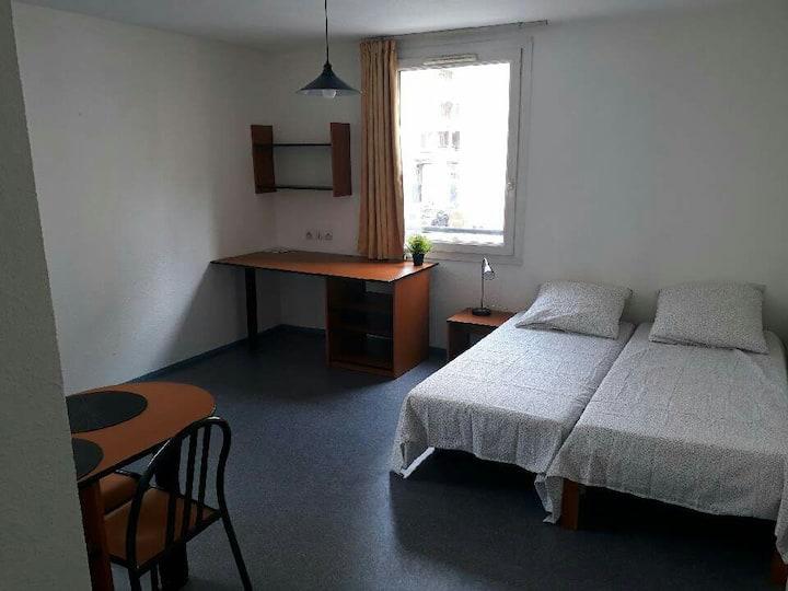 Studio Lyon 3 secteur Part Dieu (loc jq 1/9/20)