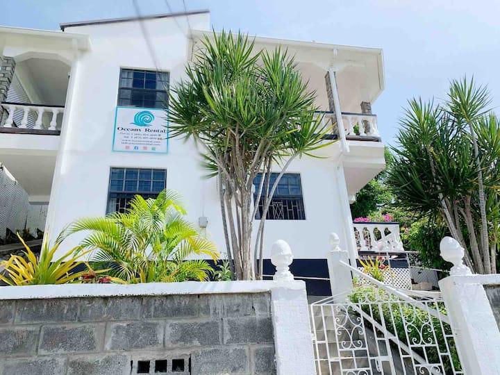 Oceans Rental- Apartment one