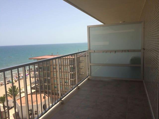 Apartamento en primera linea playa - Bellreguard - Appartement