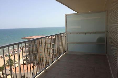 Apartamento en primera linea playa - Bellreguard - Byt
