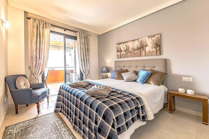1 Bed Ocean View Apartment