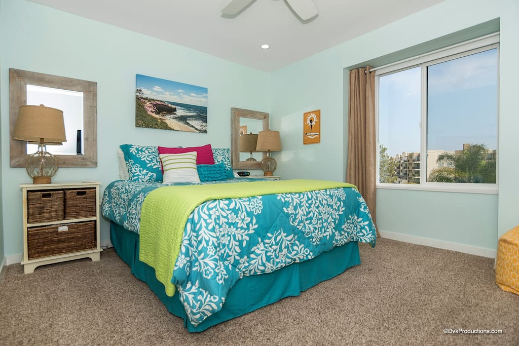 **2nd bedroom will have same bedding as this photo!