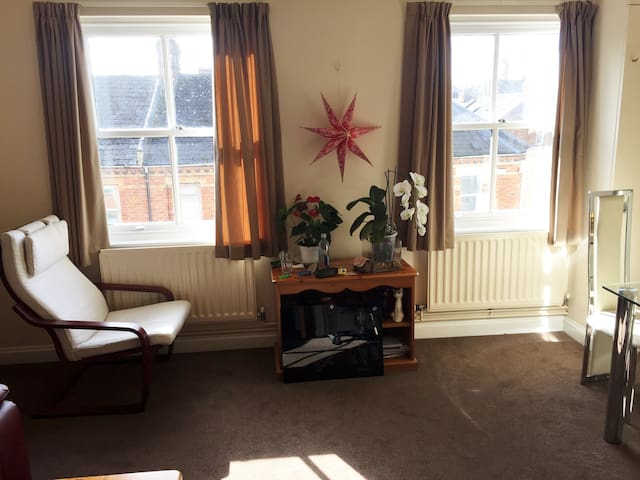 Private room in the heart of Oxford city centre - Oxford - Apartment