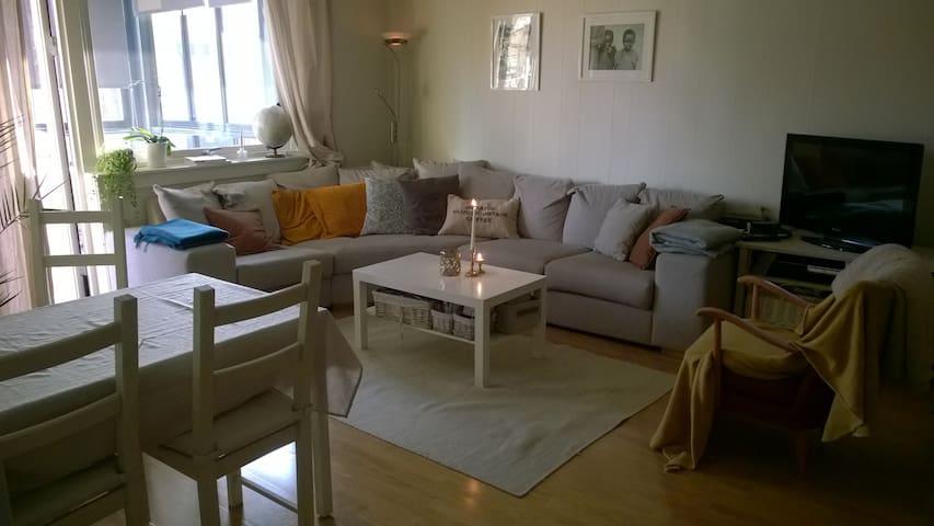 Nice apartment, Åssiden, Drammen - Drammen - Apartemen