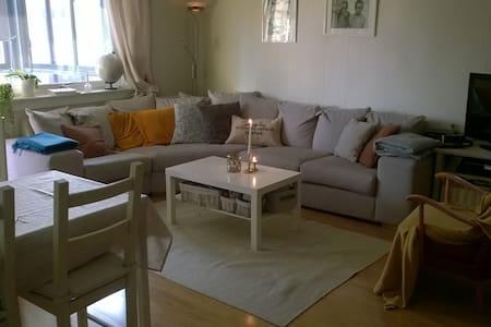 Nice apartment, Åssiden, Drammen - Drammen - Apartment