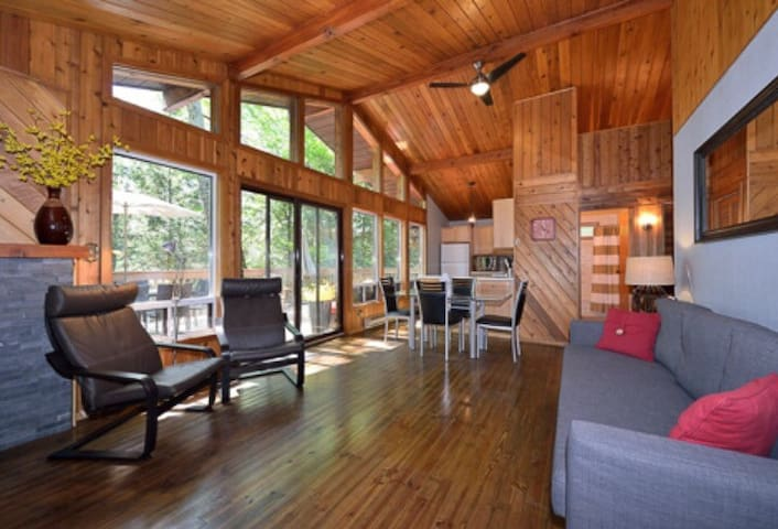 Luxurious 4 Season Chalet - Haliburton  - Stuga