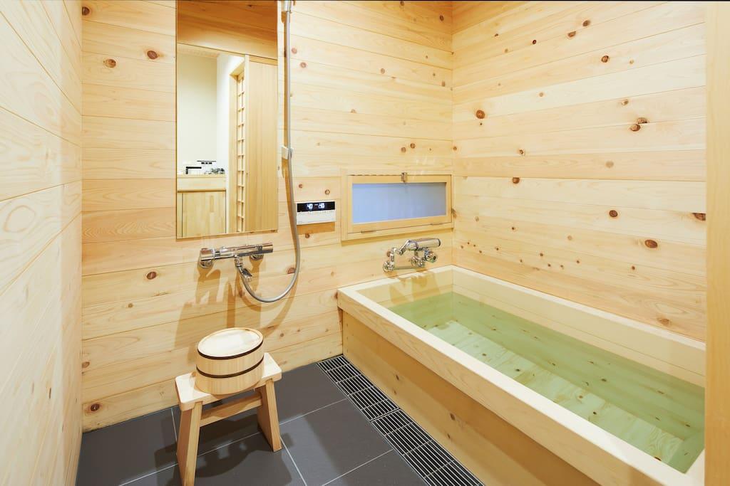 お風呂場/Bathroom/浴室
