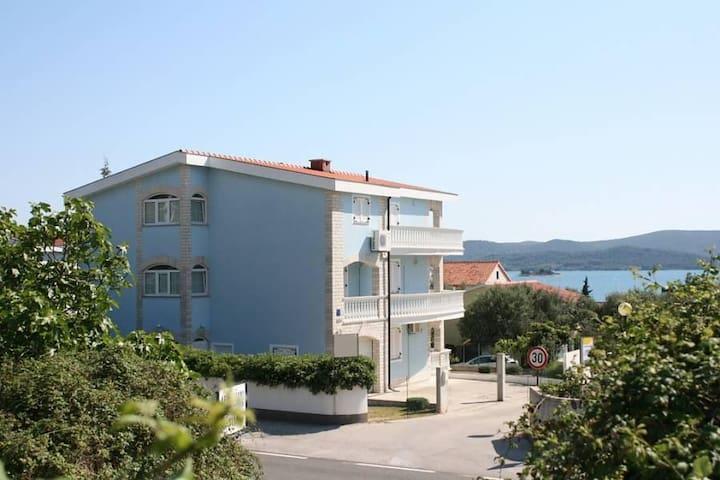 One bedroom apartment with terrace Sveti Petar, Biograd (A-6158-c) - Sveti Petar na Moru - Appartement