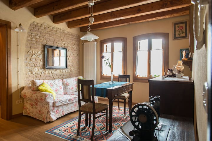 B&B Villa Fratta - Suite Il Filò - San Zenone degli Ezzelini - Penzion (B&B)