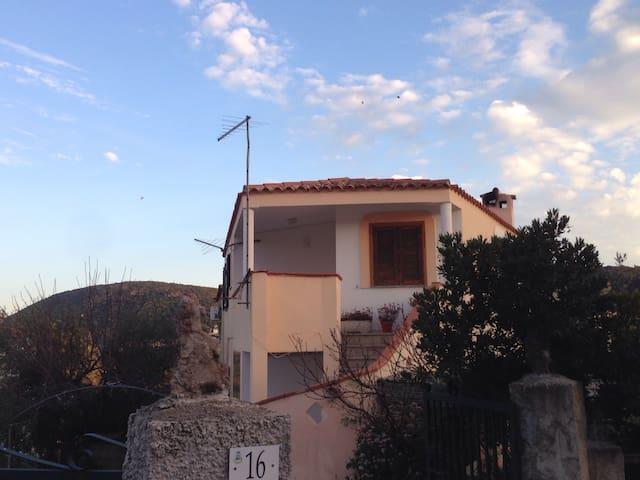 Rilassante Casa al mare Sardegna - Limpiddu  - Talo