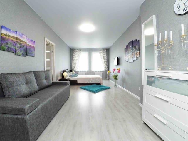 Апартаменты в новом современном комплексе