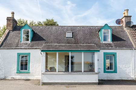 Cosy cottage by the sea - Invergordon - บ้าน