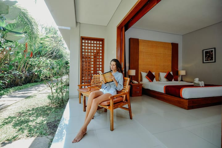 Fascinating Double Or Twin Deluxe At Ubud