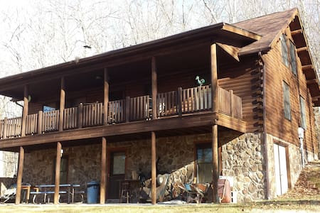Log Cabin - 3BR - Lost River WV - Lost River - Casa de campo