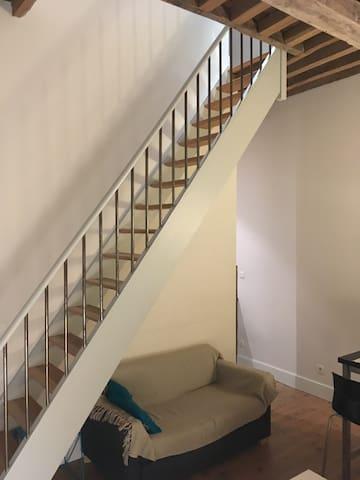Très joli Duplex de 45m2  Confort & Cosy - Lille - Appartement