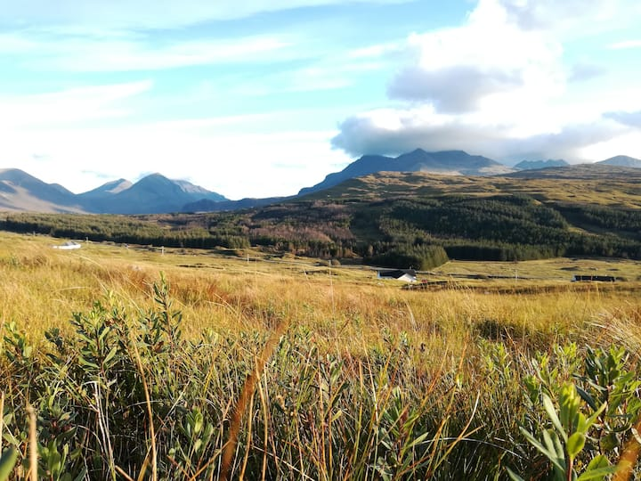 Accommodation in the Central of Skye