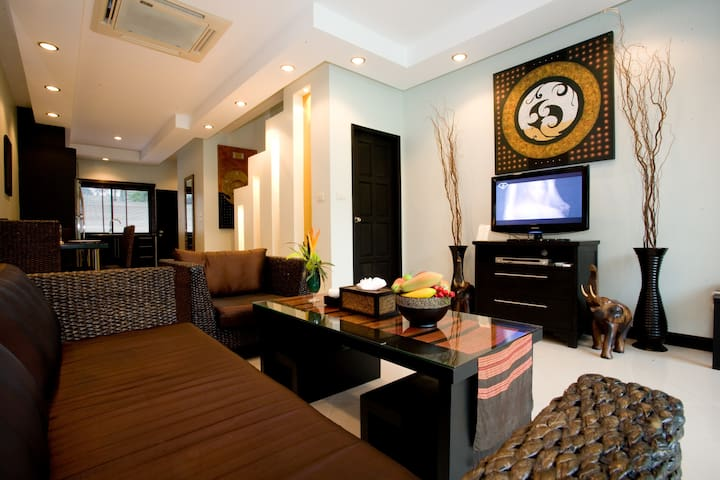Executive Suite two bedroom 1