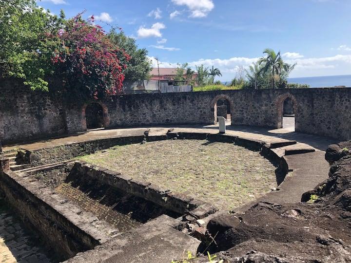 Ruines de St Pierre