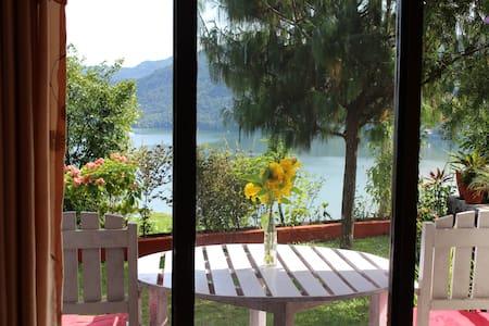 Room with sweeping views of Pokhara - Bed & Breakfast