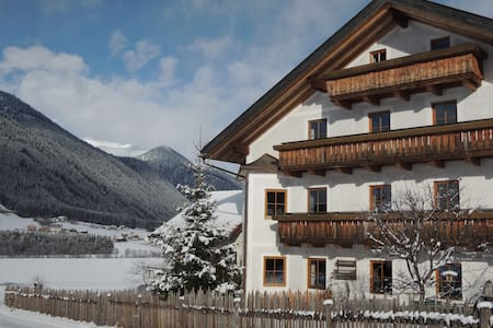 Farm holidays South Tyrol-Dolomites - Gsies - Departamento