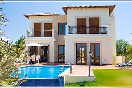Luxury 3bd Villa in Aphrodite Hills - Kouklia - Villa