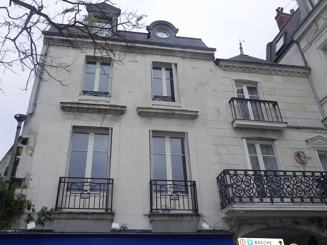 Idealistic Geogian Town House   - Chinon - Hus
