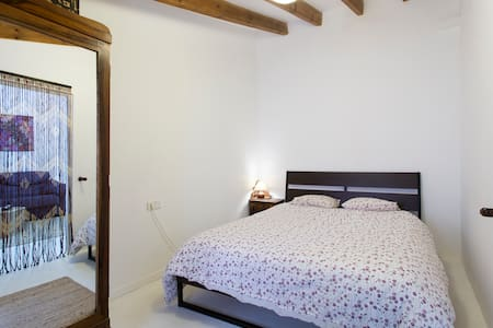 Double room with private lounge - Sóller - Casa