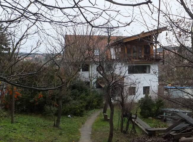 Különleges lakás Pilisborosjenőn - Pilisborosjenő