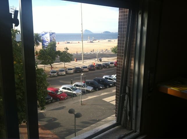 Private room in front of the beach - Rio - Apartment