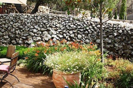 Restored Villa on Organic Farm 7 BD - Osor - House