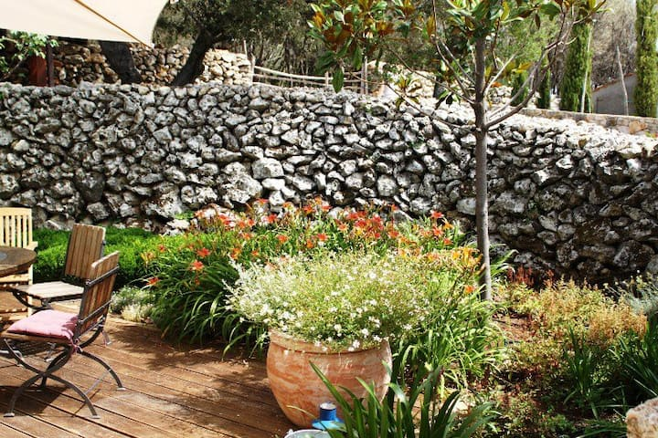 Restored Villa on Organic Farm 7 BD