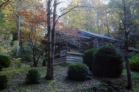 Rustic, quaint cabin in Celo, NC - Burnsville