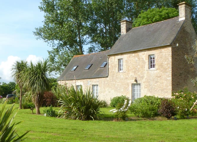 Cottage near  dday beaches normandy - Valognes - Huis