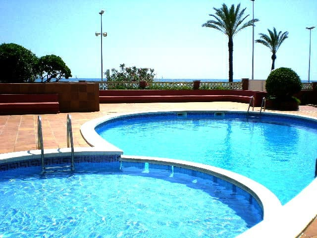 Offer winter to live under the sun near Barcelona! - Cunit - Daire