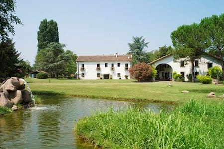 Elegant Venetian Villa with pool - Padua