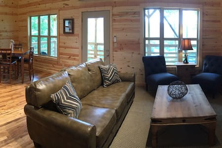 Water Buffalo Cabin is a must see!! - Jasper