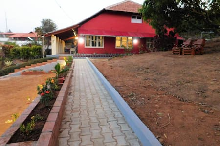 Hill View room,NottingHillHomestay - Madikeri - House