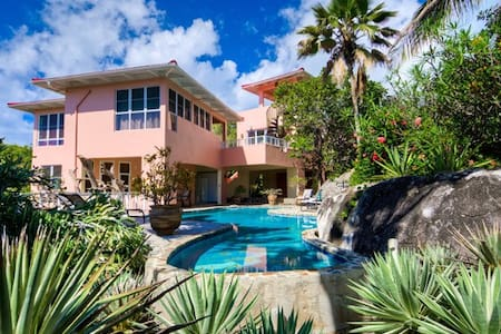 Bigger Splash Villa w/Concierge - Spanish Town - Villa